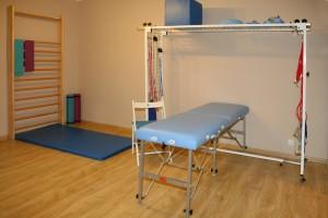 Gabinet F-Medic. Sala Ćwiczeń