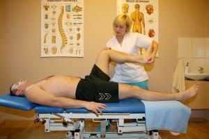 Testy ortopedyczne kolana