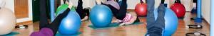 Ćwiczenia z piłkami